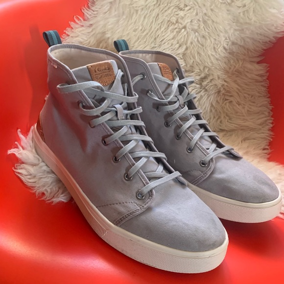 Toms Shoes | Toms Travel Lite High Tops